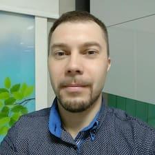Profil utilisateur de Ramashkin