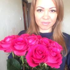 Гульназ felhasználói profilja