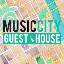 Perfil de usuario de Music City Guest House