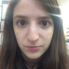 Victoria - Uživatelský profil