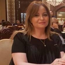 Profil utilisateur de Zulfiya