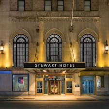 Stewart Hotel User Profile