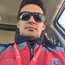 Profil utilisateur de Víctor Matias