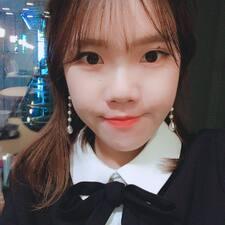 Perfil de l'usuari 예은