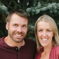Matt & Megan Brukerprofil