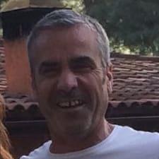 Profil utilisateur de Isidoro