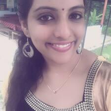 Profil utilisateur de Thivya