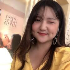 Gebruikersprofiel Juhee