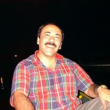 Användarprofil för Jorge Luis