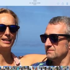 Användarprofil för Katja & Sebastian