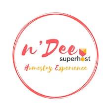 N'Dee User Profile
