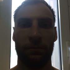 Антон felhasználói profilja