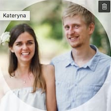 Kateryna User Profile