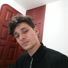 Stiven User Profile