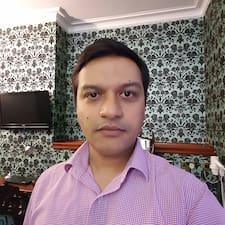 Nutzerprofil von Paresh
