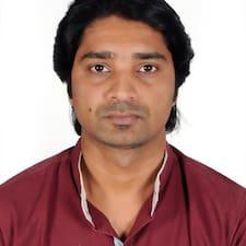 Henkilön Gurudeva käyttäjäprofiili