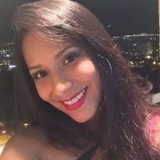 Tatiana felhasználói profilja