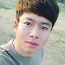 Профиль пользователя Jongmin