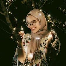 Dk Nur Iffah Majidah User Profile