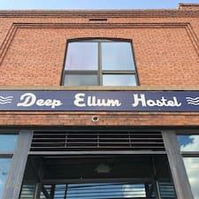 Henkilön Deep Ellum Hostel käyttäjäprofiili