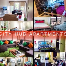 City Hub Apartments User Profile