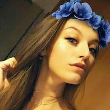 Barbora User Profile