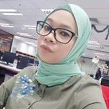 Perfil de usuario de Nur Hamizah