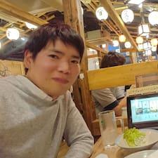 Profil Pengguna Kazuhiro