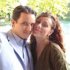 โพรไฟล์ผู้ใช้ Alessandra(&Loris)
