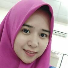 Profil utilisateur de Ayu Wandira