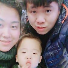 Perfil do usuário de 杨磊