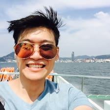 Seunghyun felhasználói profilja