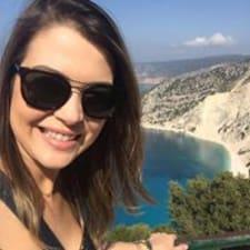 Ana Beatriz felhasználói profilja