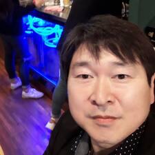 Changrae felhasználói profilja