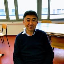 Profil utilisateur de Yoshiro