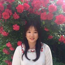 Användarprofil för Hyejin