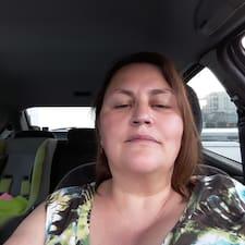 Marie Jose felhasználói profilja