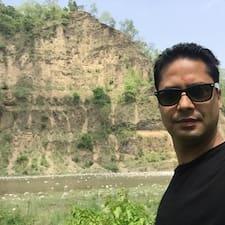 Profil Pengguna Bhupendra