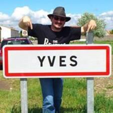 Gebruikersprofiel Yves