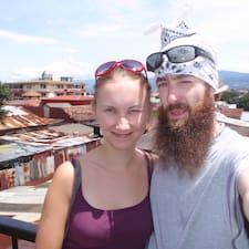 Nathan & Minna User Profile