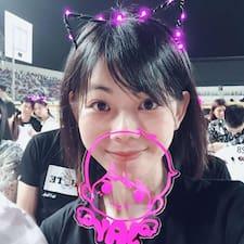 盈 - Uživatelský profil