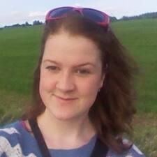 Profil utilisateur de Natálie