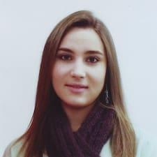 Anna felhasználói profilja