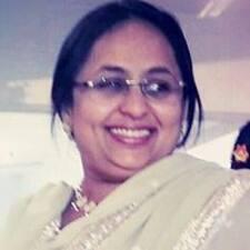 Shafiqa User Profile