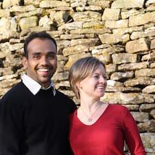Katherine & Suresh User Profile