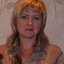 Profil Pengguna Елена