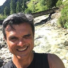 Claudio Brukerprofil