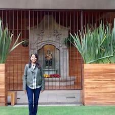 Marisela Berenice felhasználói profilja