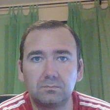 Profil Pengguna José Angel