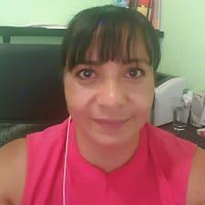 Användarprofil för Sara Argelia